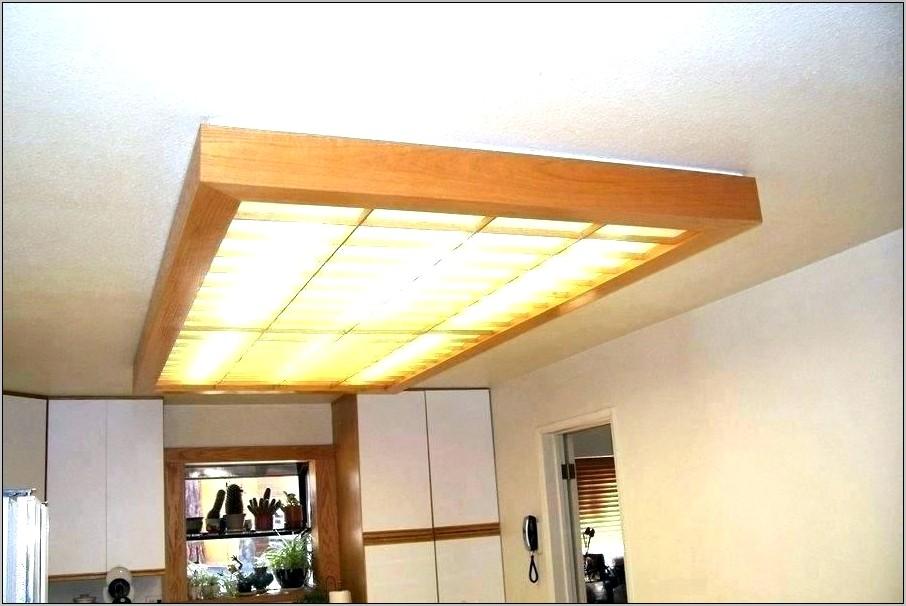 Decorative Fluorescentlight Cover Fir Kitchen