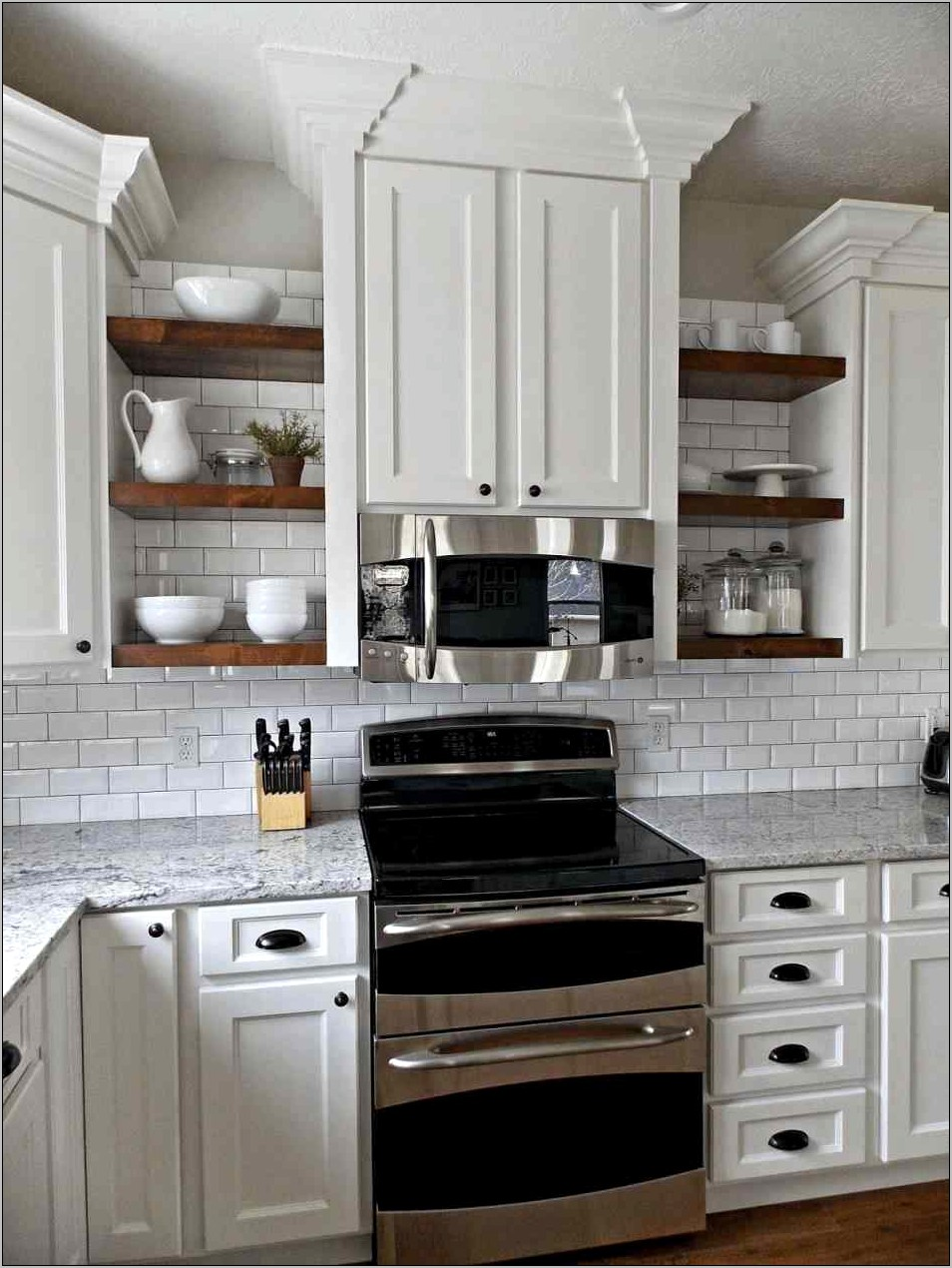 Decorative Items For Kitchen Shelf