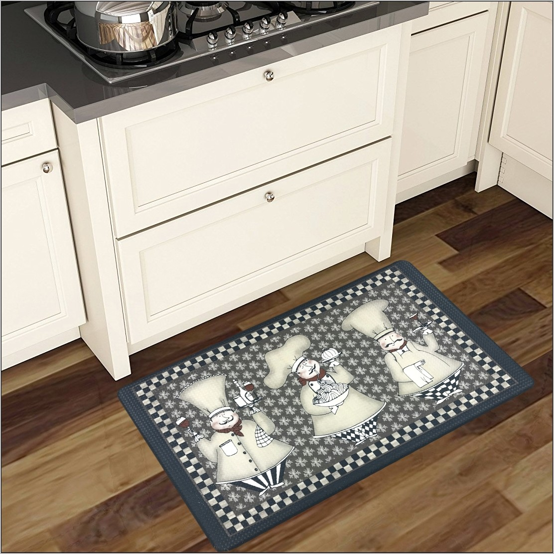 Decorative Kitchen Anti Fatigue Mats