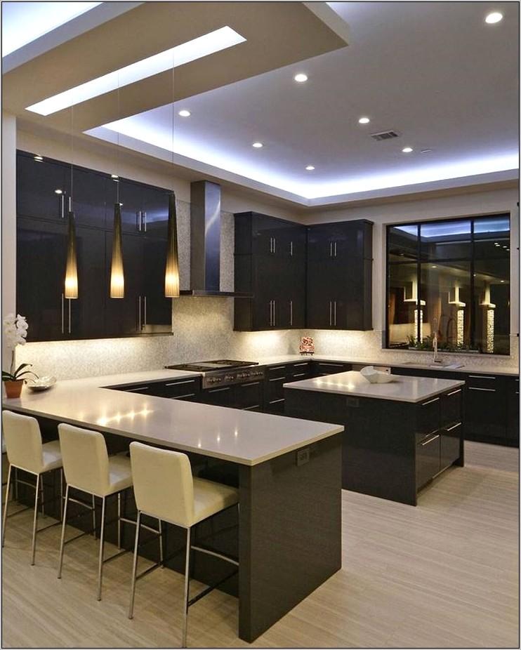 Decorative Kitchen Ceiling Ideas