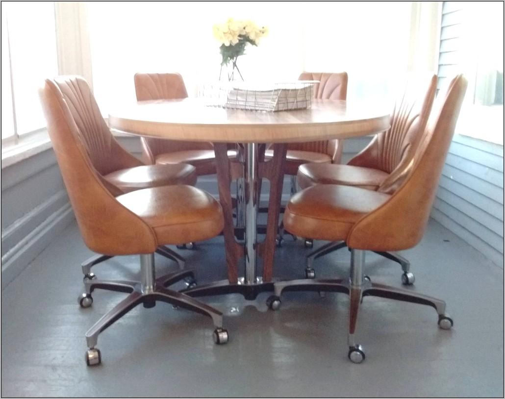 Decorative Kitchen Chair Wheels