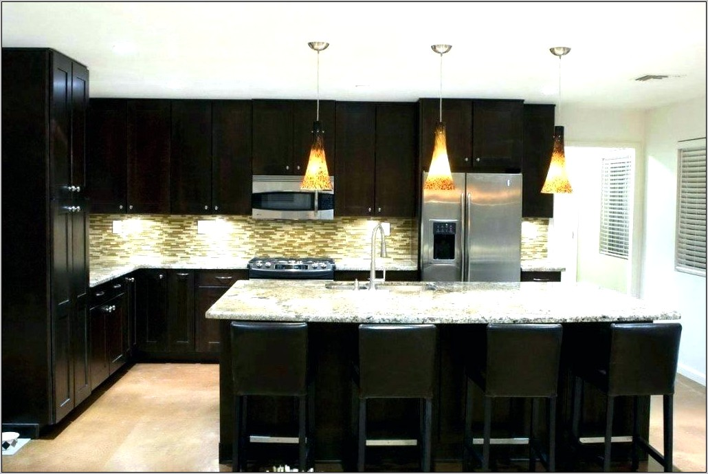Decorative Kitchen Counter Lamps