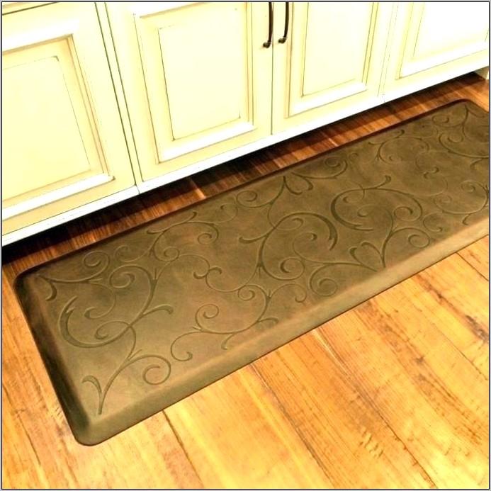 Decorative Kitchen Cushioned Mat