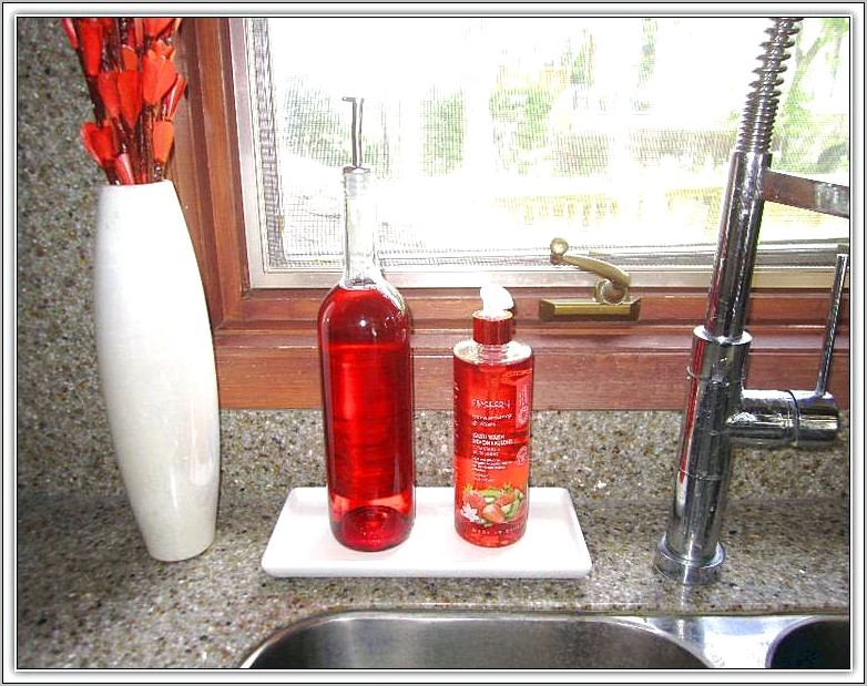 Decorative Kitchen Dish Soap Dispensers