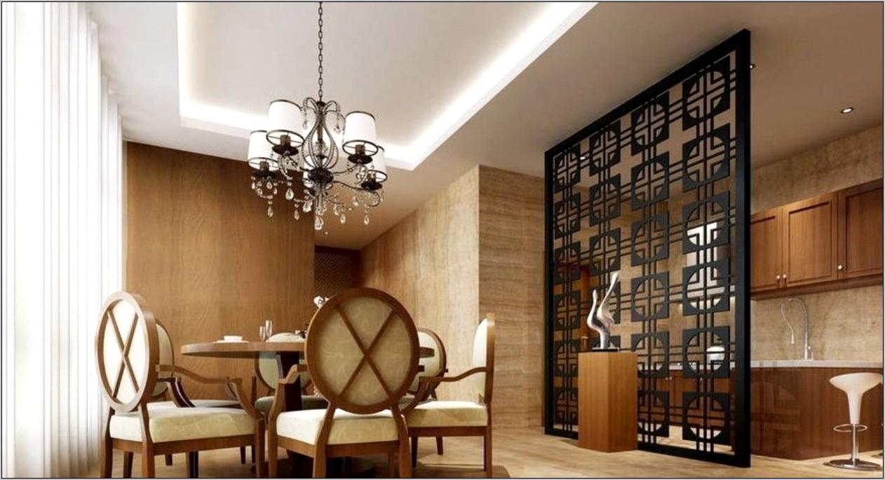 Decorative Kitchen Divider 52