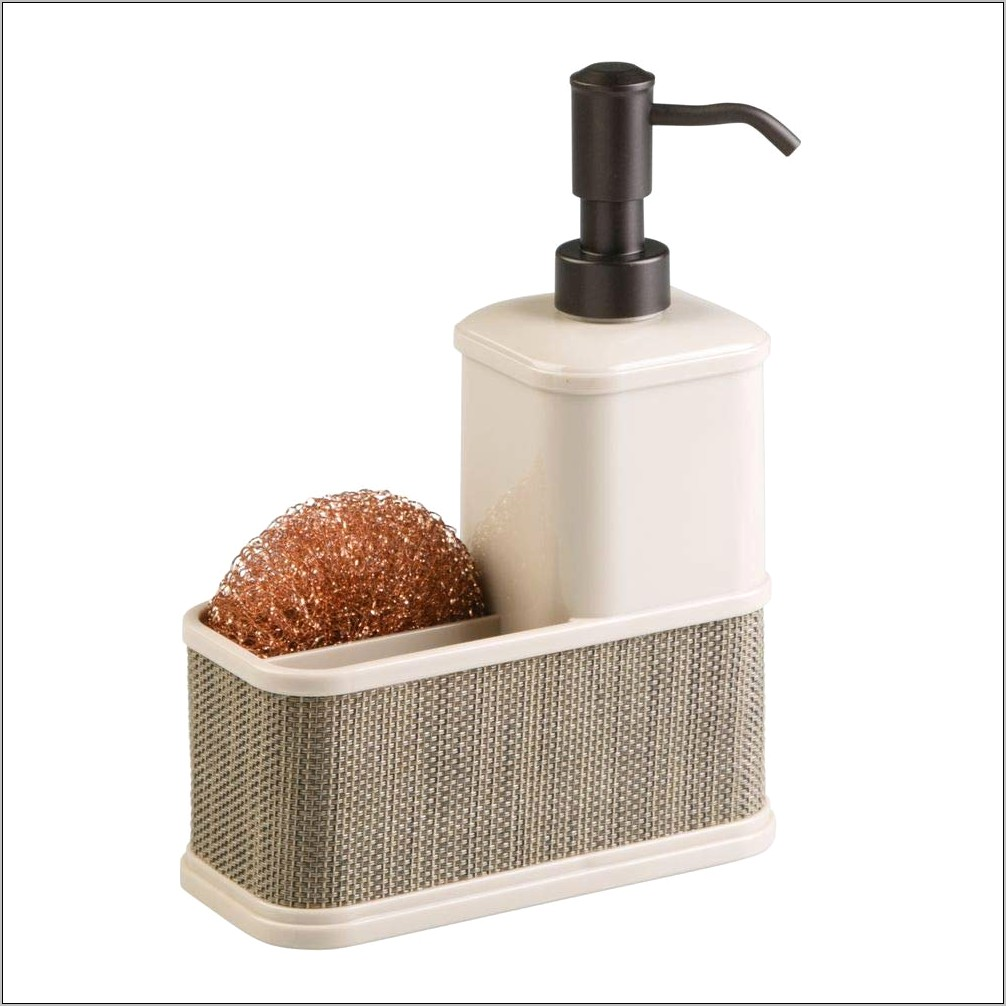 Decorative Kitchen Hand Soap Dispenser