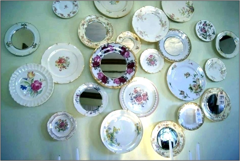 Decorative Kitchen Plates For Display