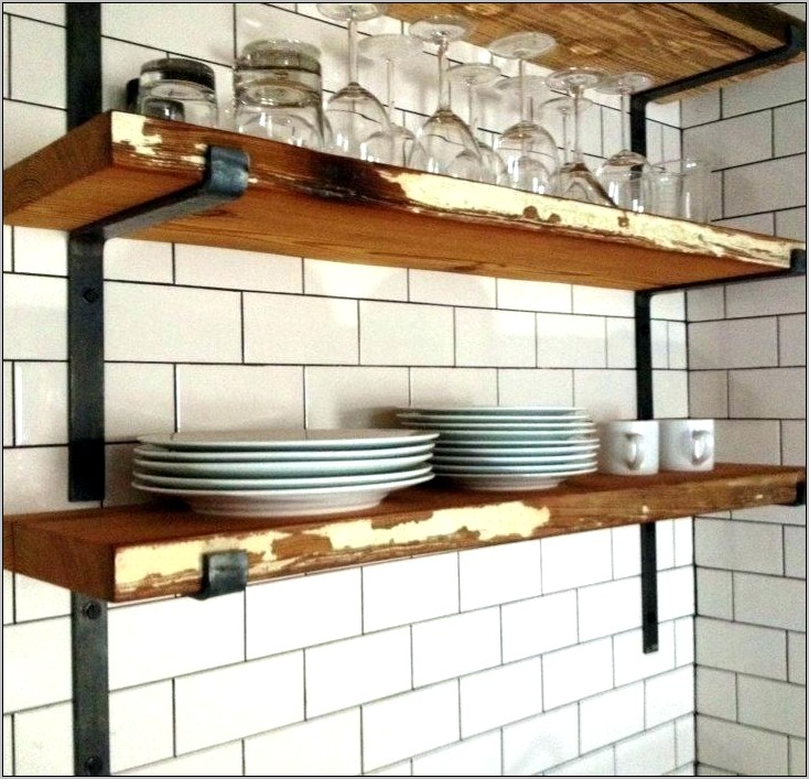Decorative Kitchen Shelf Brackets
