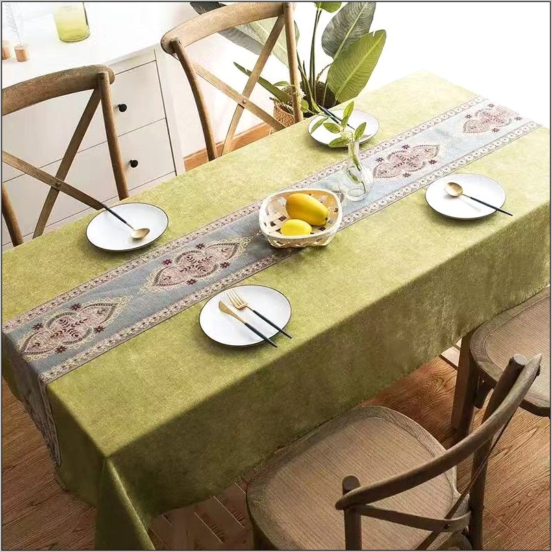 Decorative Kitchen Table Decor