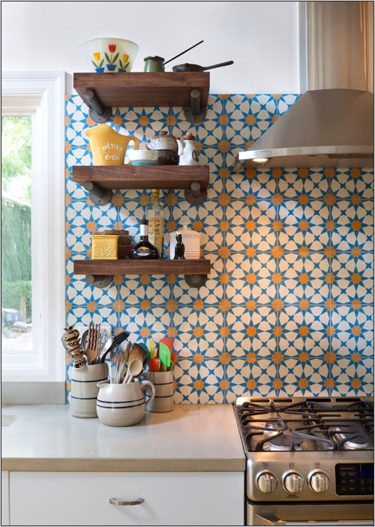 Decorative Kitchen Tile Ideas