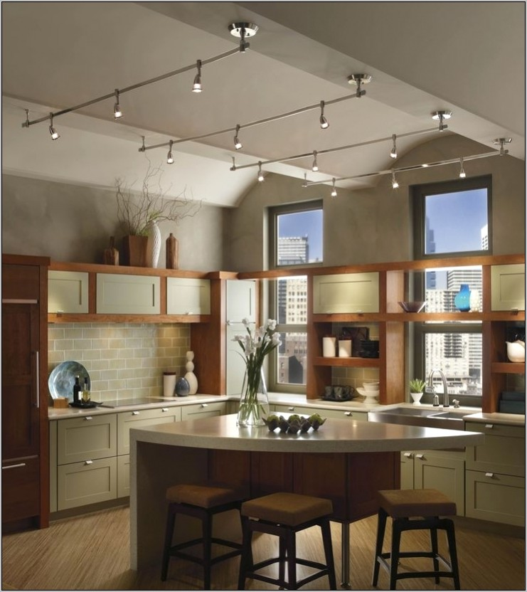 Decorative Kitchen Track Lighting