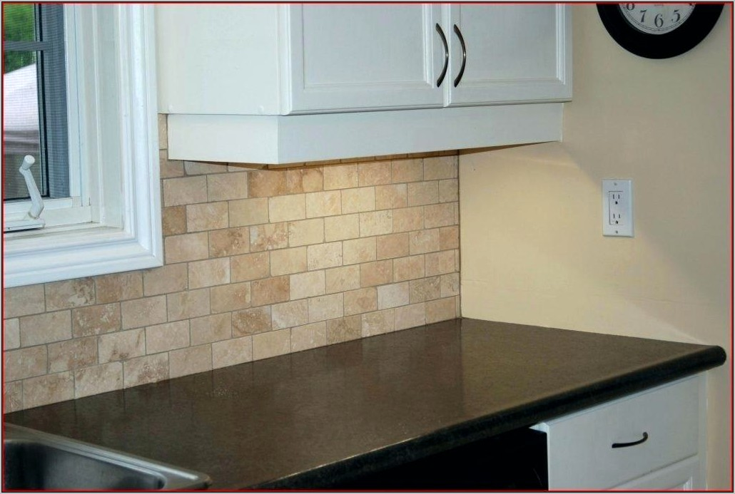 Decorative Kitchen Travertine Mosaic Tile