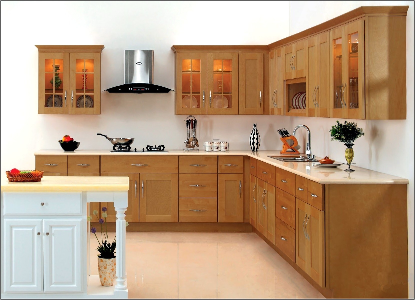 Decorative Kitchen Wall Cabinet
