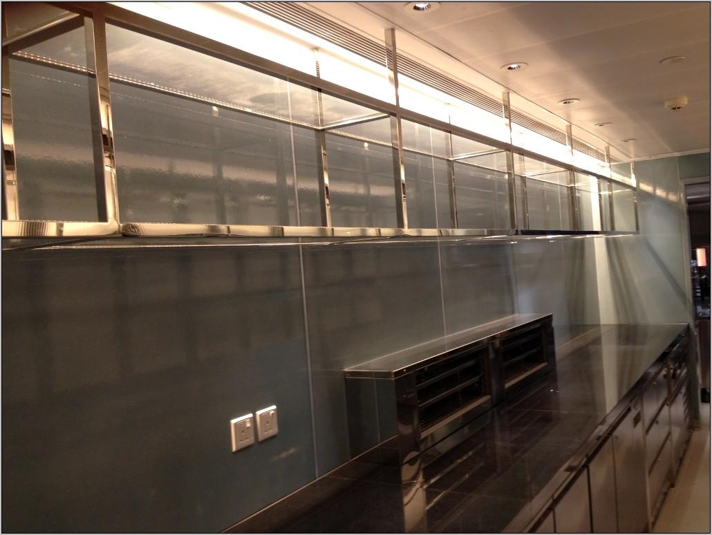 Decorative Kitchen Wall Cladding