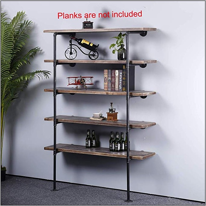 Decorative Kitchen Wall Shelving