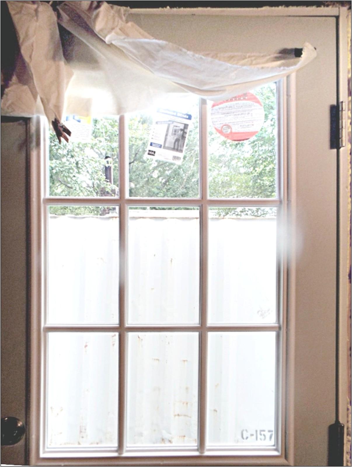 Decorative Kitchen Window Film