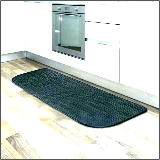Decorative Memory Foam Kitchen Mats