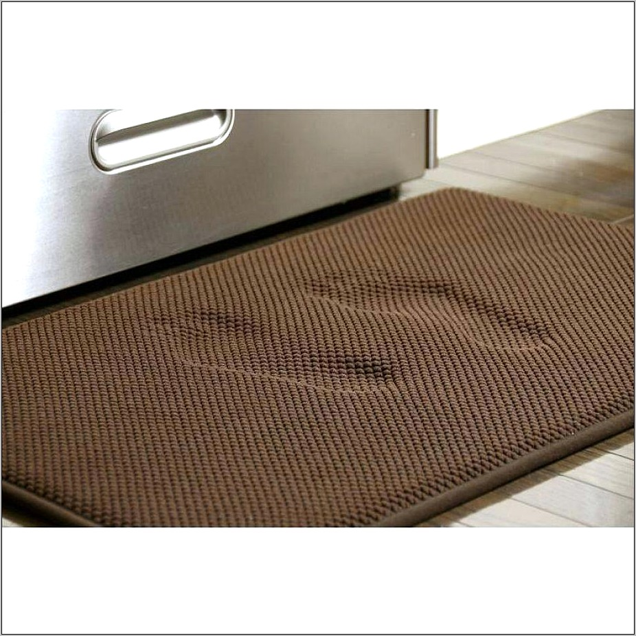 Decorative Padded Kitchen Floor Mats
