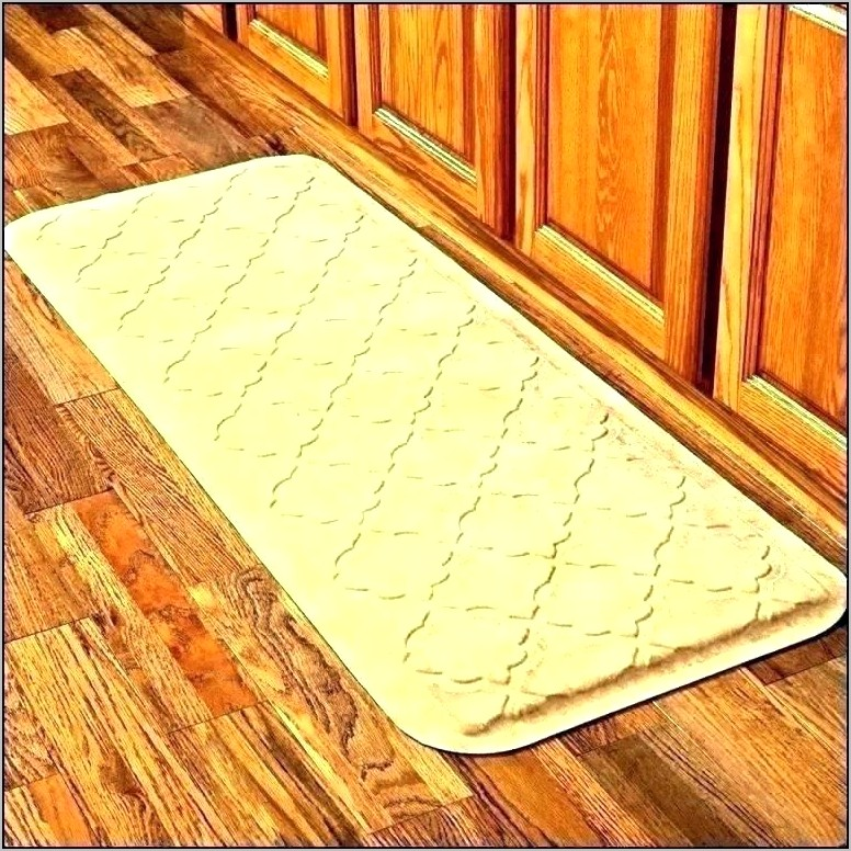 Decorative Padded Kitchen Mats