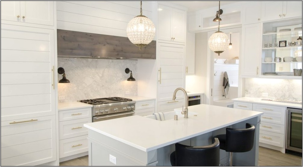 Decorative Panel Above Kitchen Sink