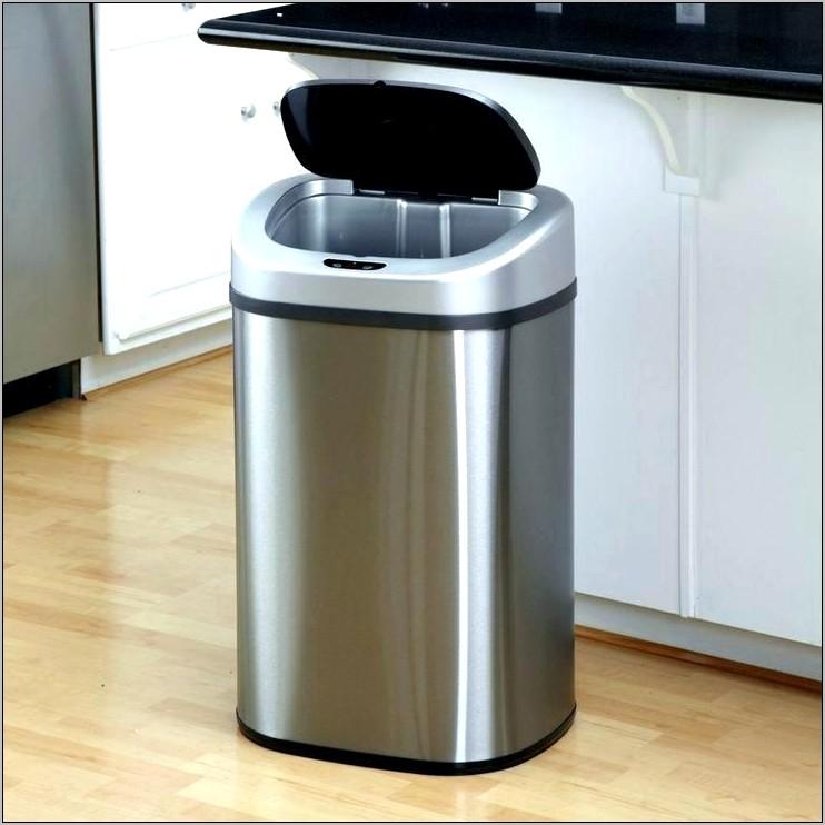 Decorative Recycling Bins Kitchen