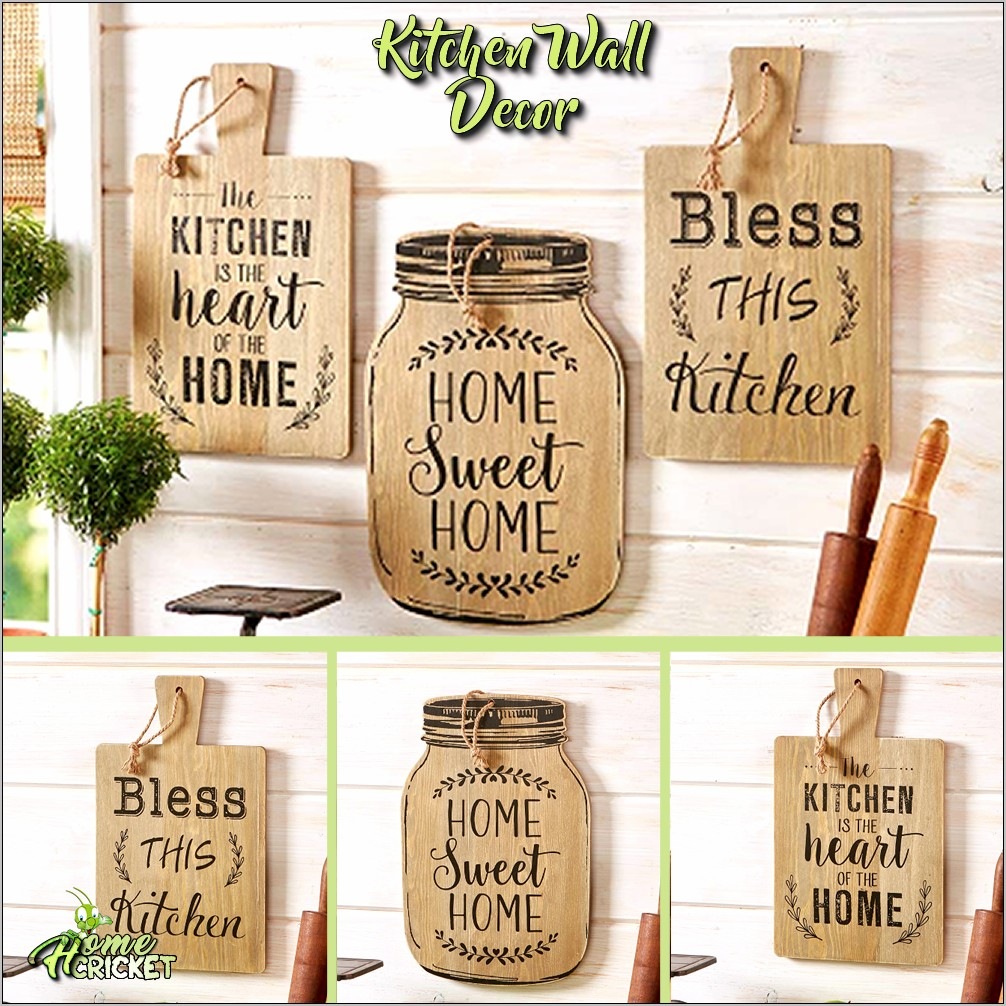 Decorative Signs Hangings Farm Kitchen