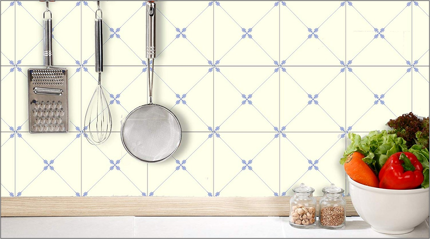 Decorative Stickers For Kitchen Tiles