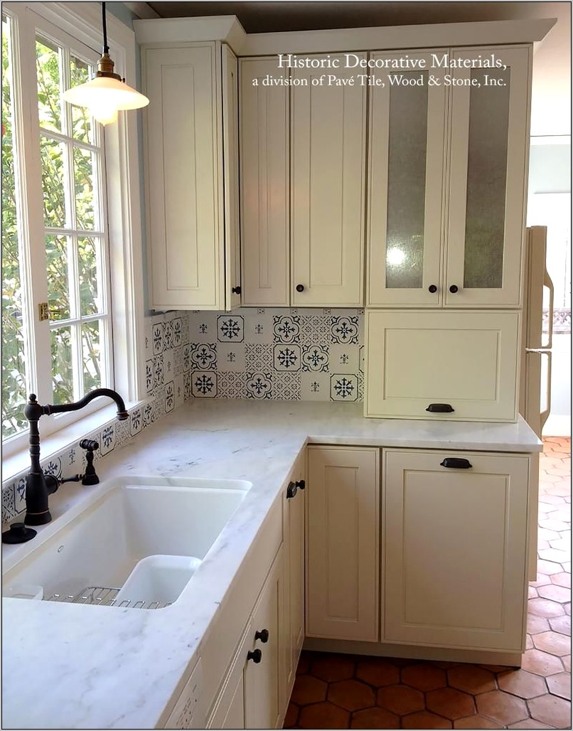 Decorative Tile For Kitchens