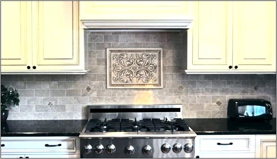 Decorative Tile Mural For Kitchen