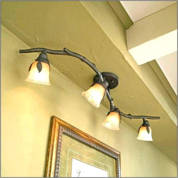 Decorative Track Lighting Kitchen