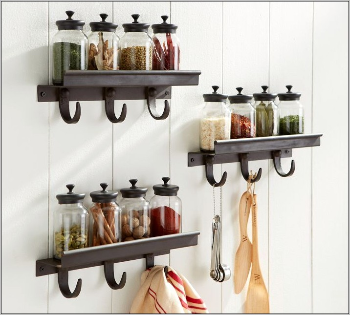 Decorative Wall Shelves Kitchen