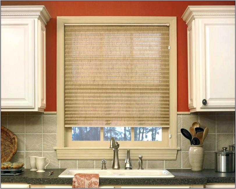 Decorative Window Shades For Kitchen