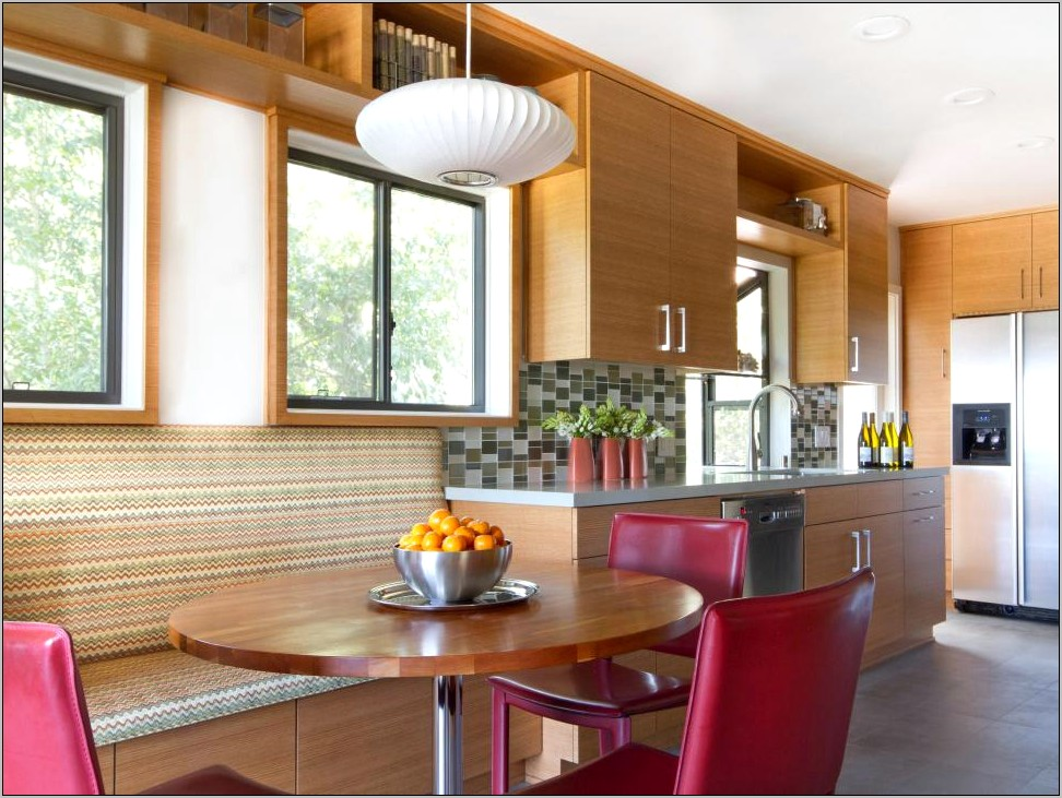 Decorative Window Treatment For Kitchen Window