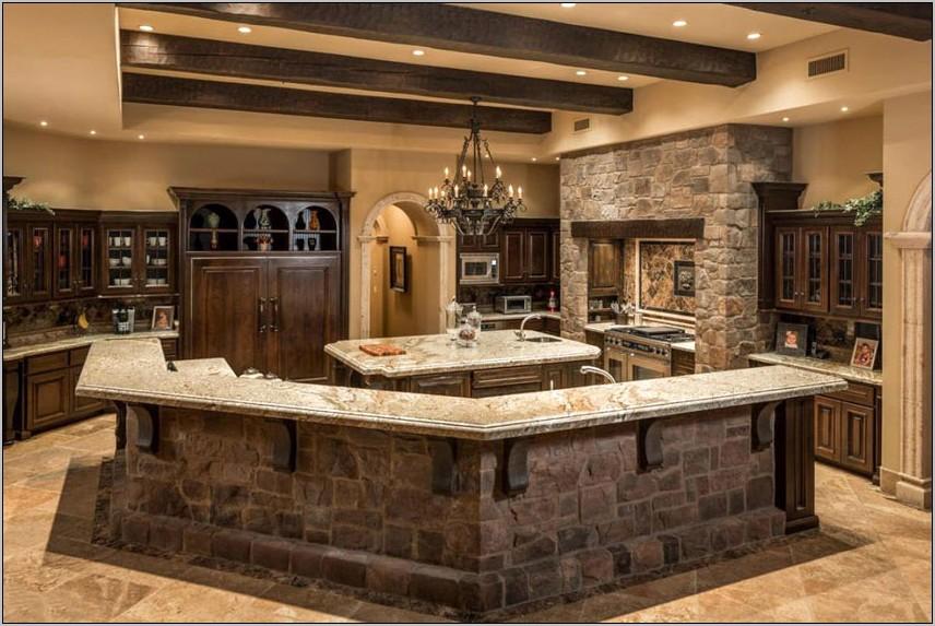 Decorative Wood Kitchen Walls