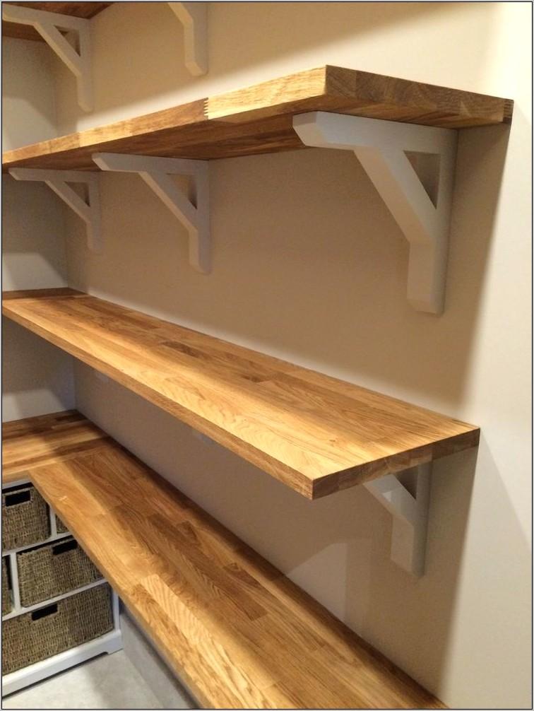 Decorative Wood Shlf Kitchen