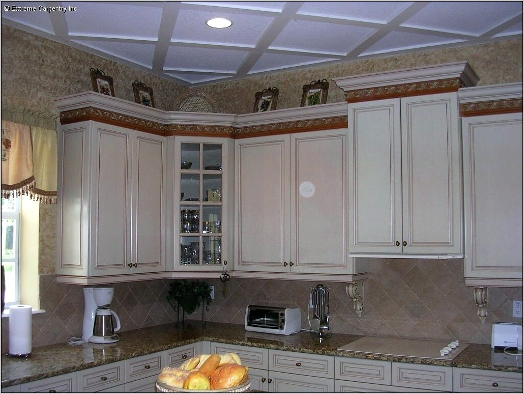 Decorative Wood Trim For Kitchen Cabinets