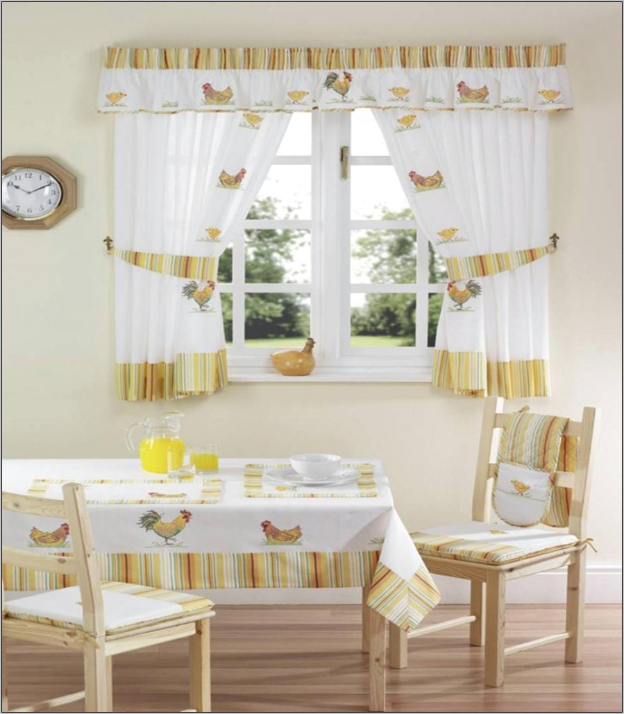 Decorator Curtains For Kitchen