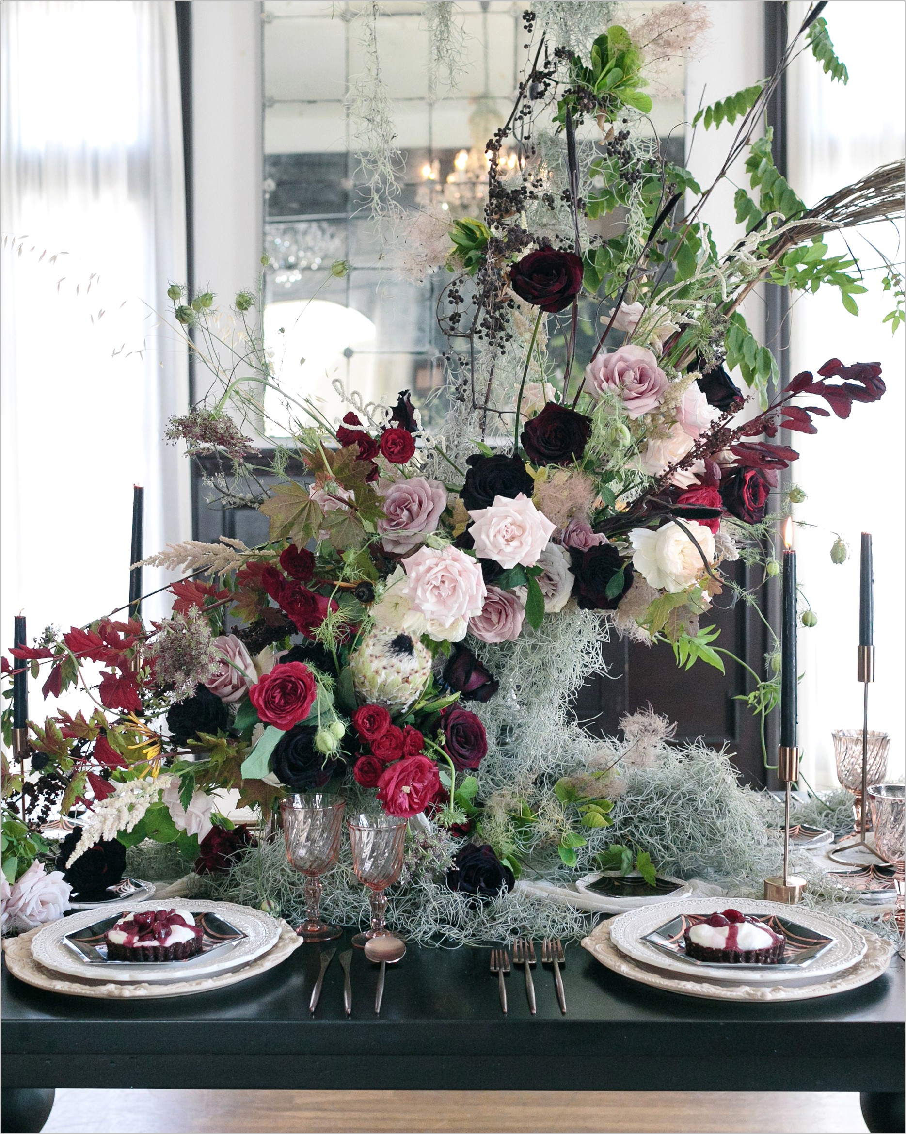 Decorator Florals For Kitchen Table