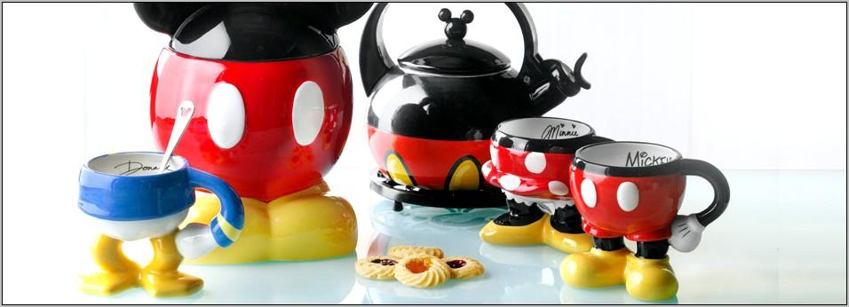 Disney Nightmare Before Christmas Kitchen Decor