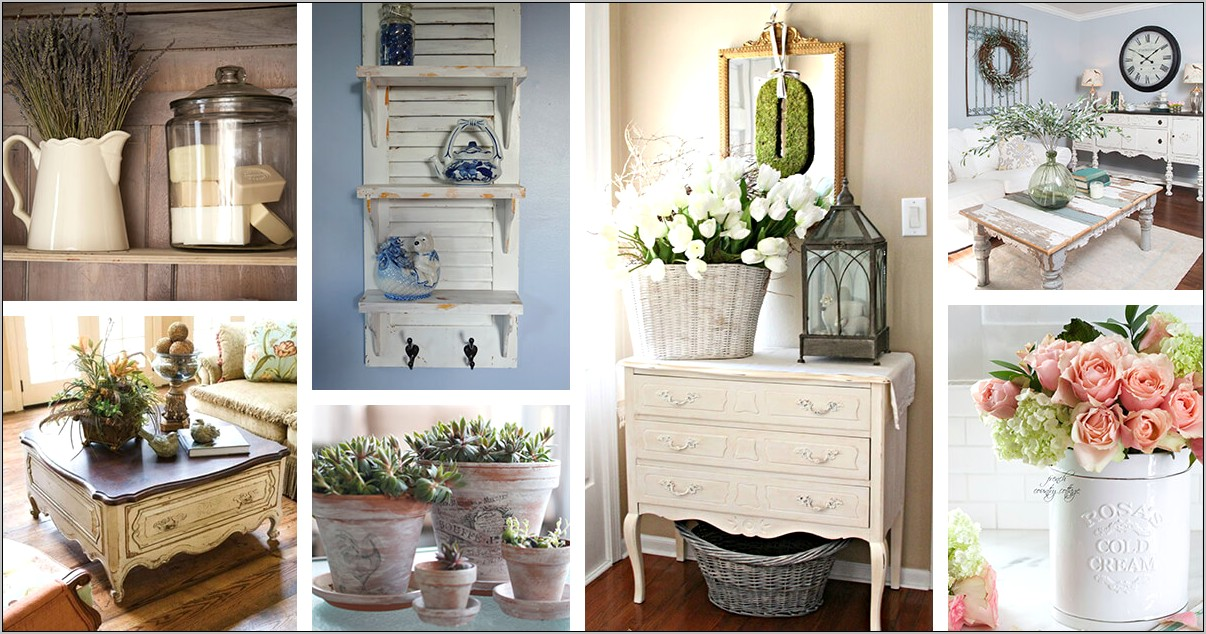 Diy Decorate A Kitchen French Stylr