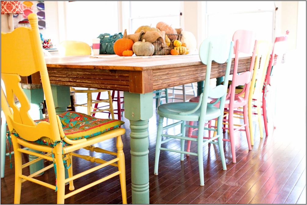 Diy Decorative Kitchen Chair
