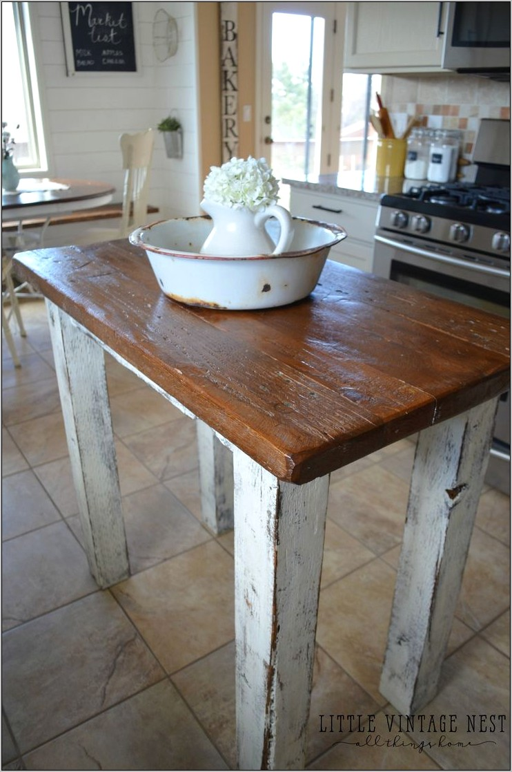 Diy Kitchen Island Decor