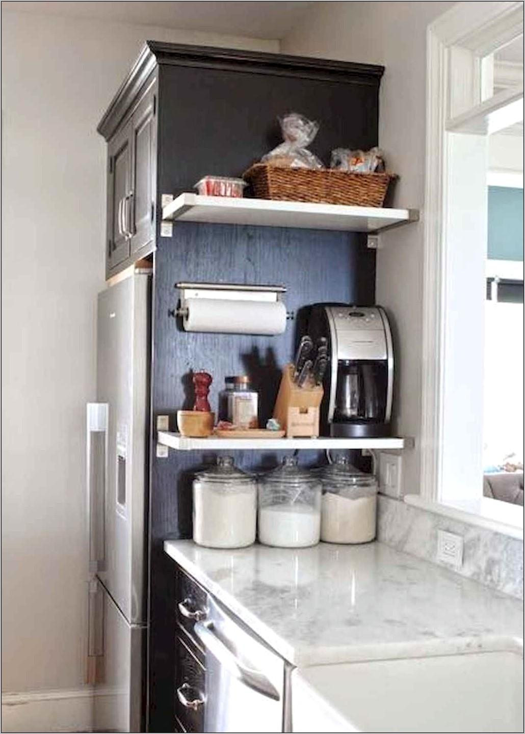Diy Kitchen Storage And Decorating Ideas