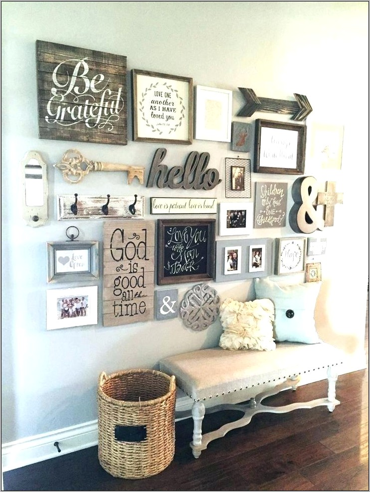 Diy Kitchen Wall Decor Pinterest