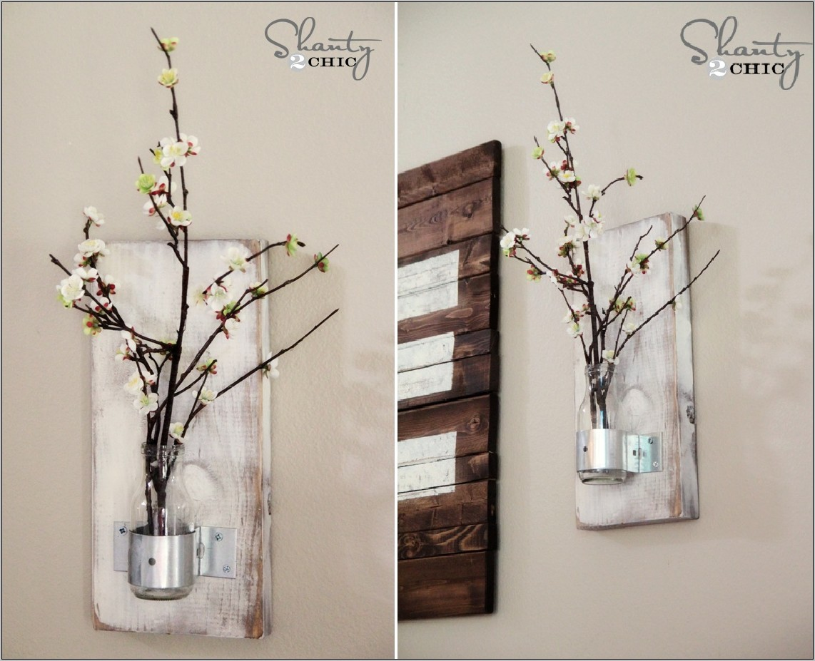 Diy Rustic Kitchen Wall Decor