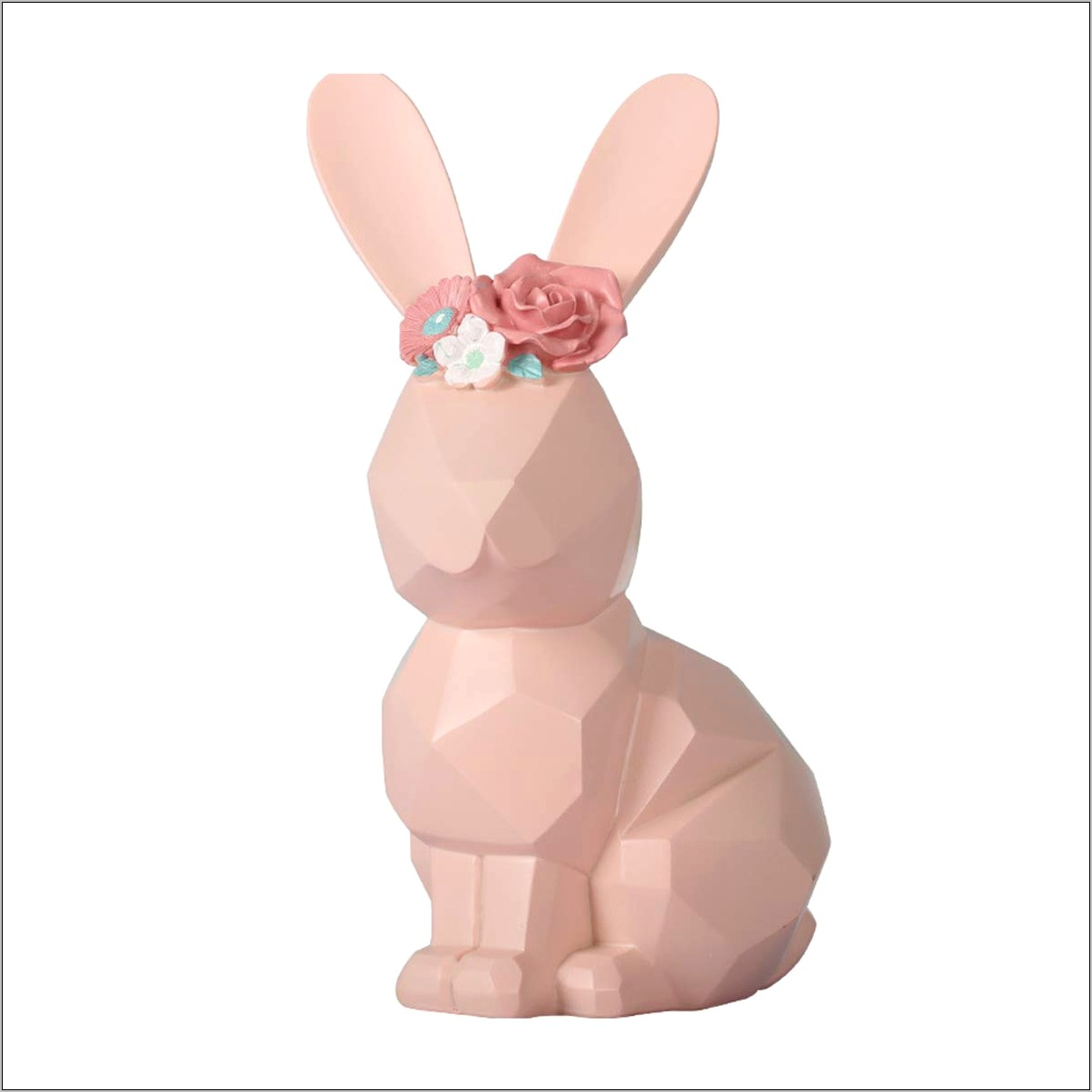 Easter Bunny Kitchen Decoration