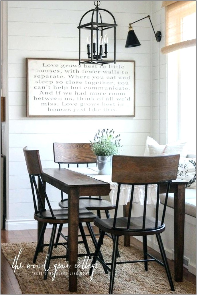 Eat In Kitchen Decor Ideas