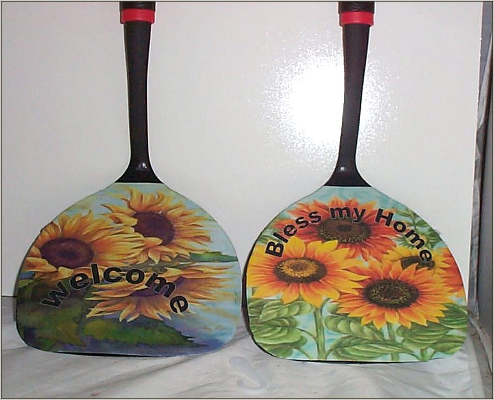 Ebay Sunflower Kitchen Decor
