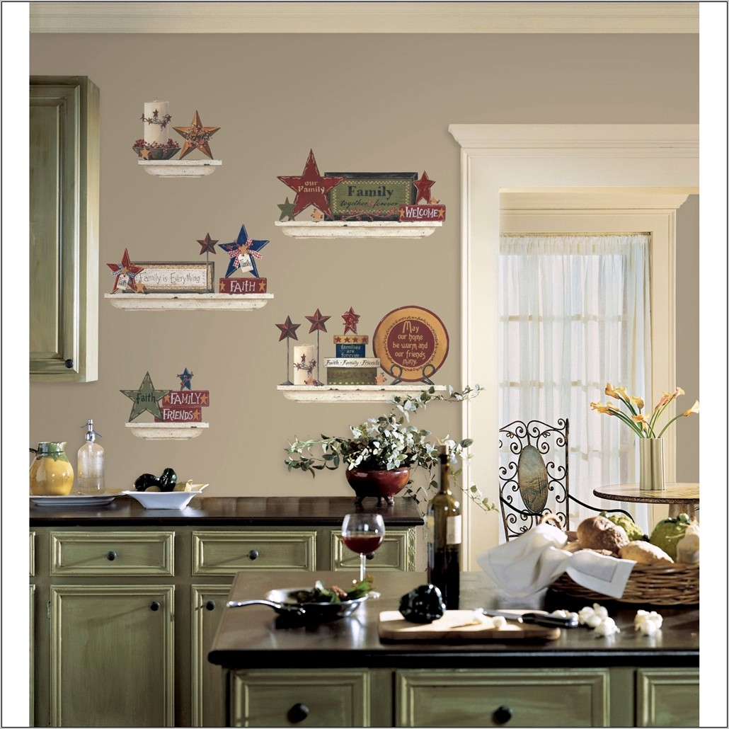 Elegant Kitchen Wall Decor Ideas