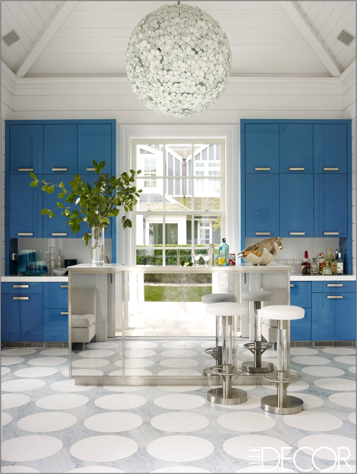Elle Decor Beautiful Kitchens